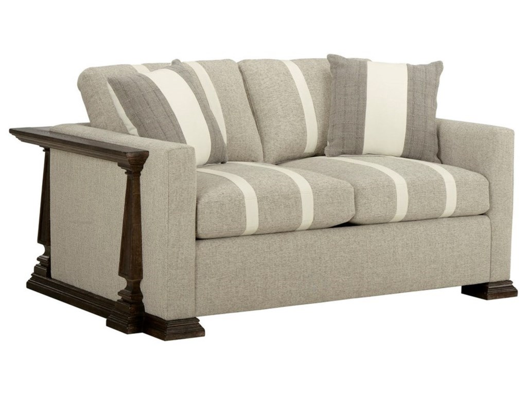The Great Outdoors Arch SalvageHarrison Loveseat