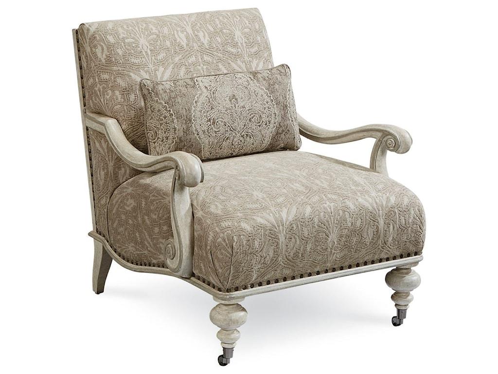 A.R.T. Furniture Inc Arch SalvageCrane Accent Chair