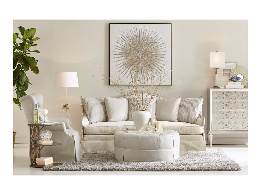 A.R.T. Furniture Inc AvaStationary Living Room Group