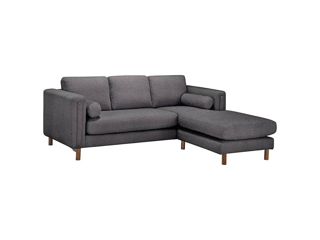 A.R.T. Furniture Inc Bobby Berk UpholsteryBi-Sectional Sofa 84in & Ottoman