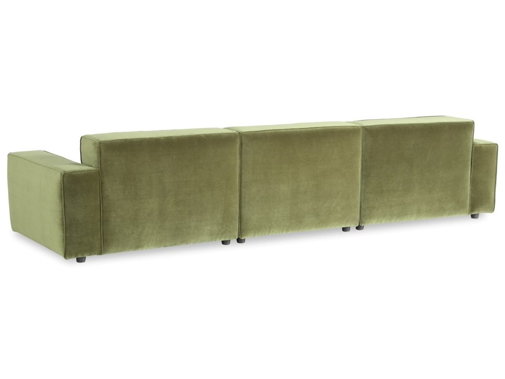 A.R.T. Furniture Inc Bobby Berk UpholsteryOlafur 3pc Modular Sofa Sectional