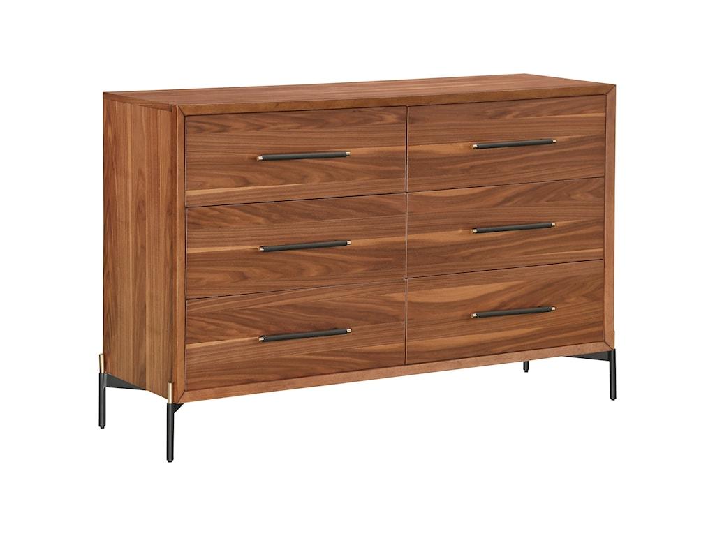 A.R.T. Furniture Inc Bobby BerkGehl 6 Drawer Dresser