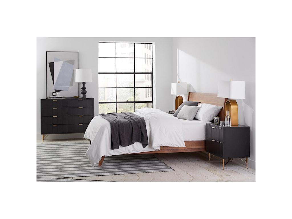 A.R.T. Furniture Inc Bobby BerkLinnet Cal King Bed