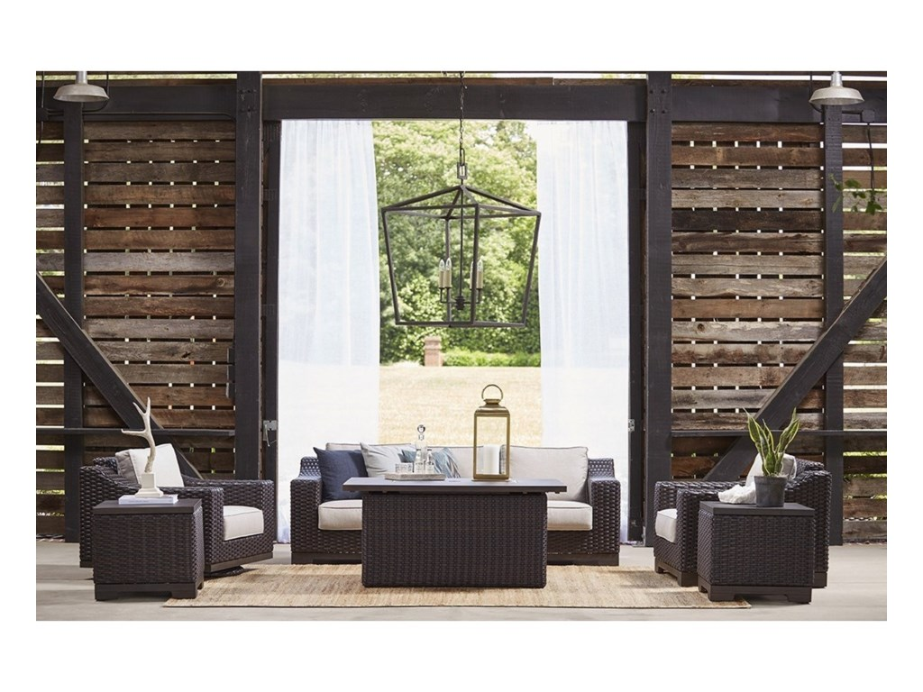 The Great Outdoors Brannon OutdoorOutdoor Conversation Set