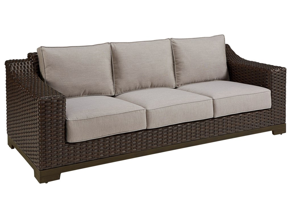The Great Outdoors Brannon OutdoorSofa