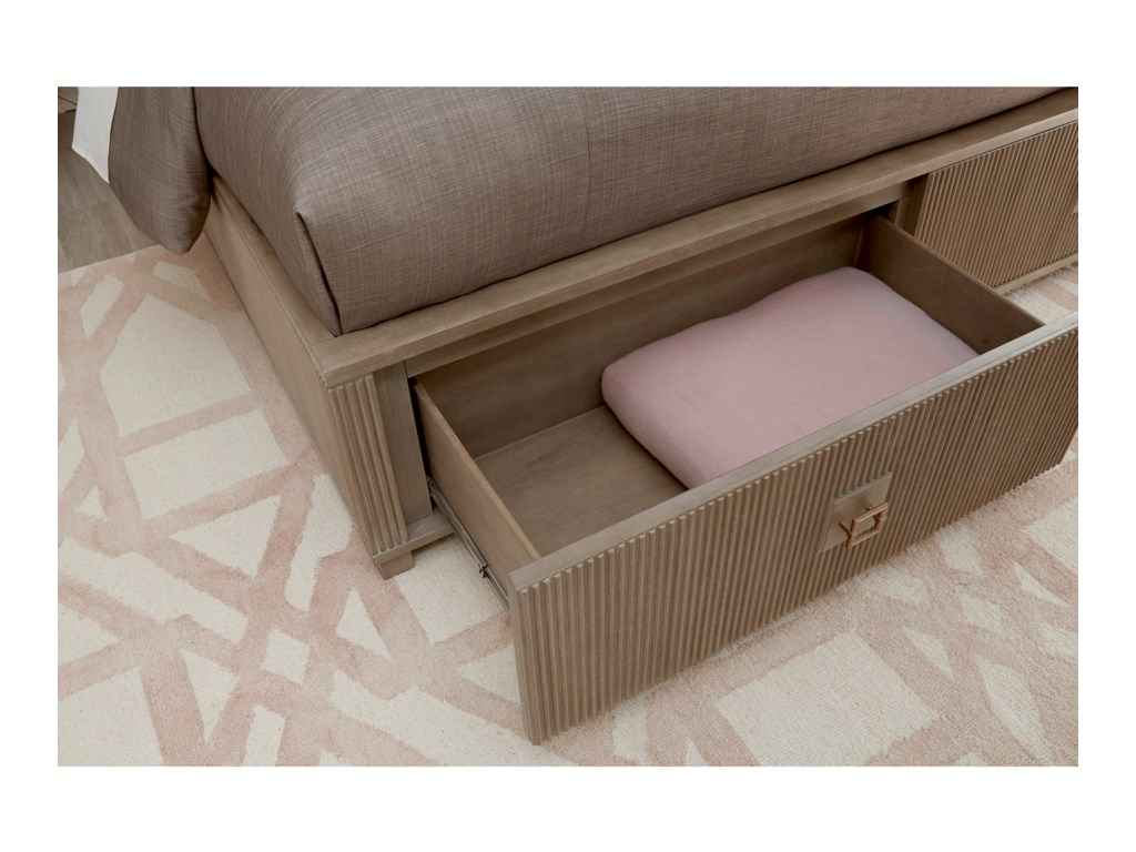 The Great Outdoors CityscapesKing Hudson Storage Bed