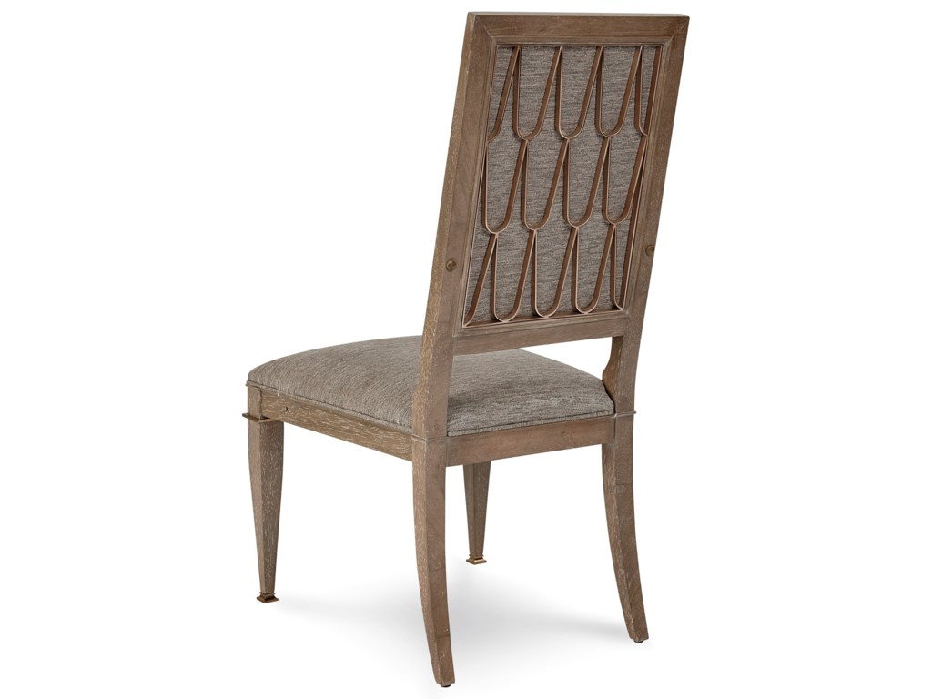 The Great Outdoors CityscapesBleecker Upholstered Back Side Chair