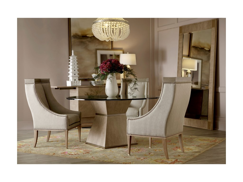 The Great Outdoors Cityscapes5-Piece Hancock Dining Table Set