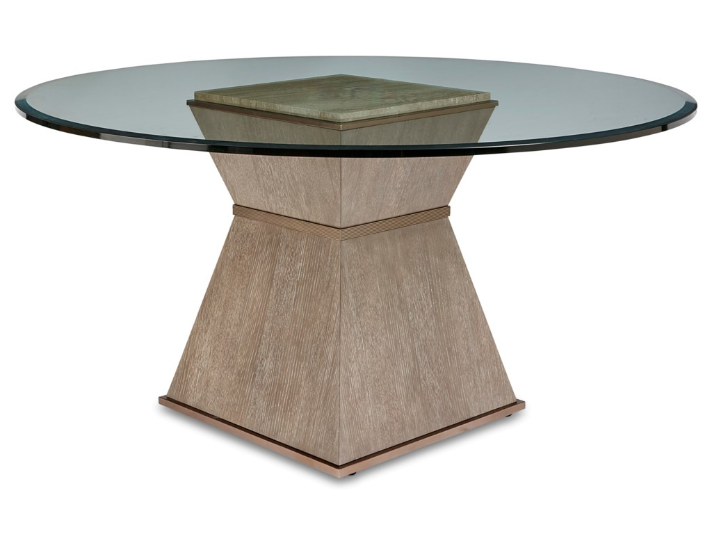 The Great Outdoors CityscapesHancock Dining Table w/ 60