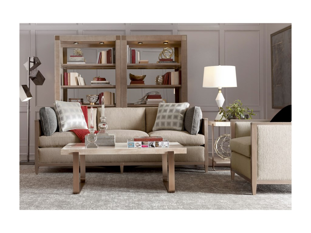 A.R.T. Furniture Inc CityscapesHudson Curio China