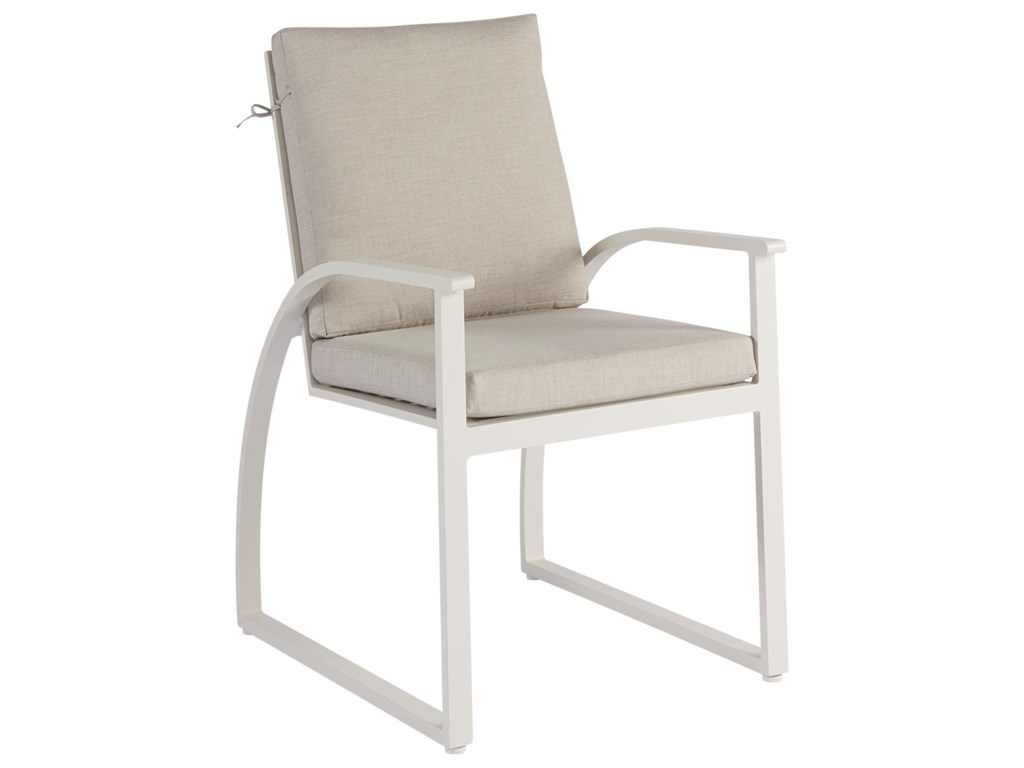 The Great Outdoors Cityscapes OutdoorClaidon Cushion Dining Chair