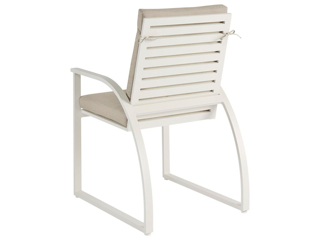 A.R.T. Furniture Inc Cityscapes OutdoorClaidon Cushion Dining Chair
