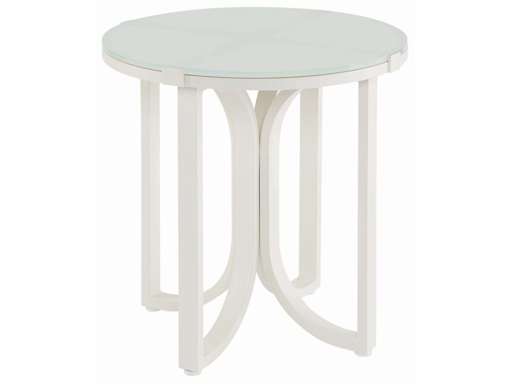 The Great Outdoors Cityscapes OutdoorManning End Table
