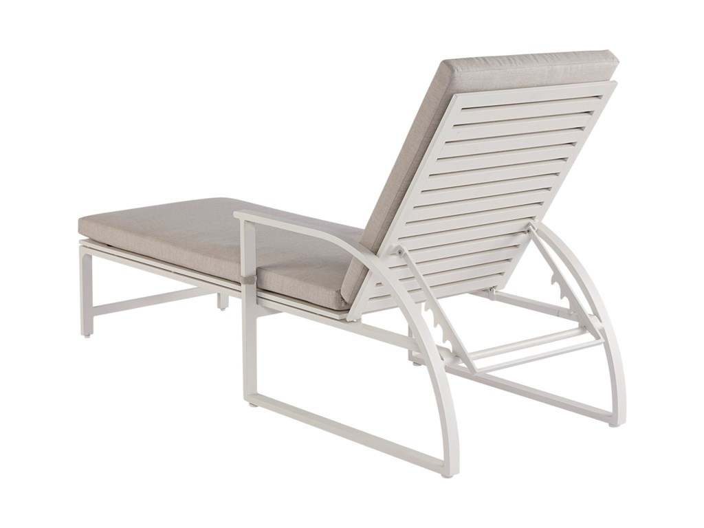 The Great Outdoors Cityscapes OutdoorParker Chaise