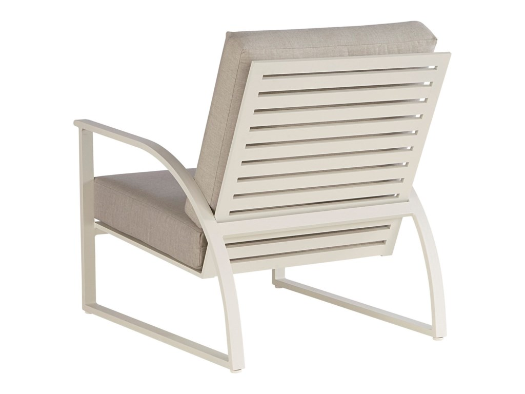 The Great Outdoors Cityscapes OutdoorParker Cushion Club Chair