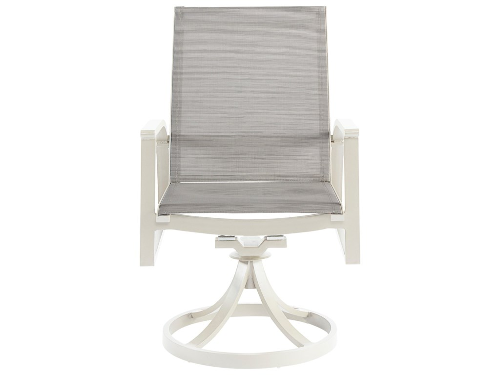 A.R.T. Furniture Inc Cityscapes OutdoorClaidon Swivel Dining Rocker