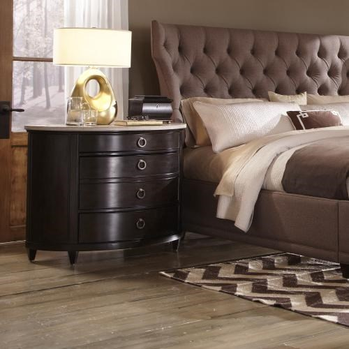A.R.T. Furniture Inc ClassicDemilune Hall Chest ...