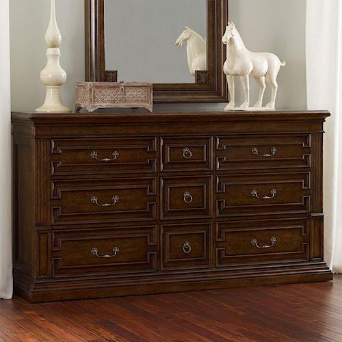 Belfort Signature Belle Haven Jefferson Dresser