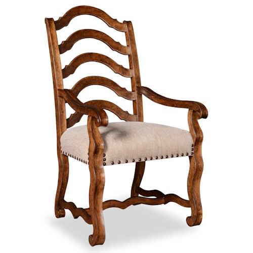 Belfort Signature Belle Haven Harvest Arm Chair