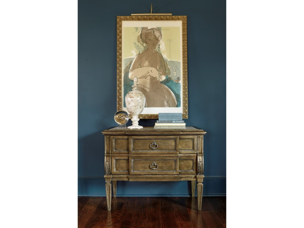 A.R.T. Furniture Inc ContinentalLeg Nightstand
