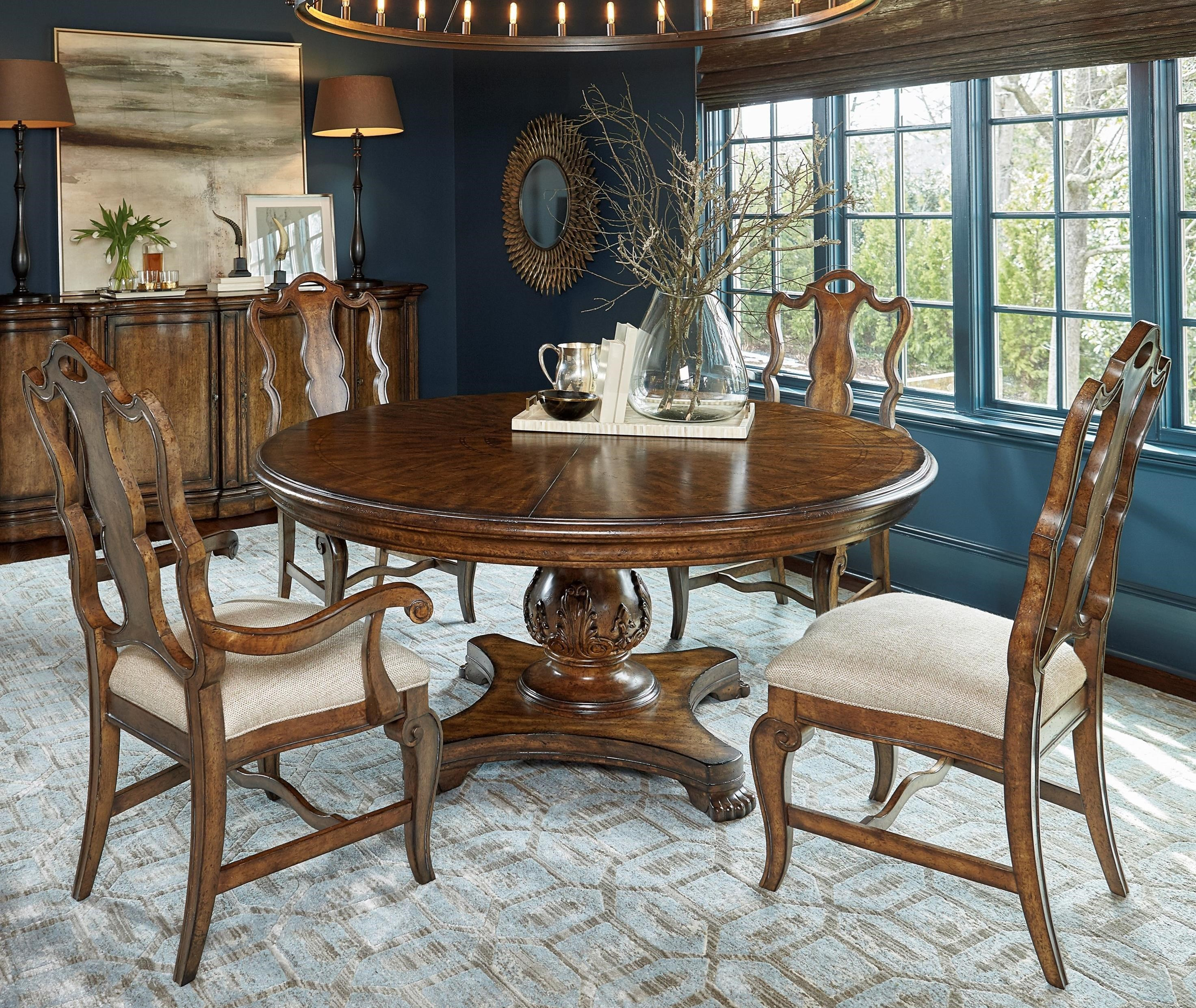 ... Round Dining Table Set. A.R.T. Furniture Inc Continental5-Piece 66 ... & A.R.T. Furniture Inc Continental 5-Piece 66