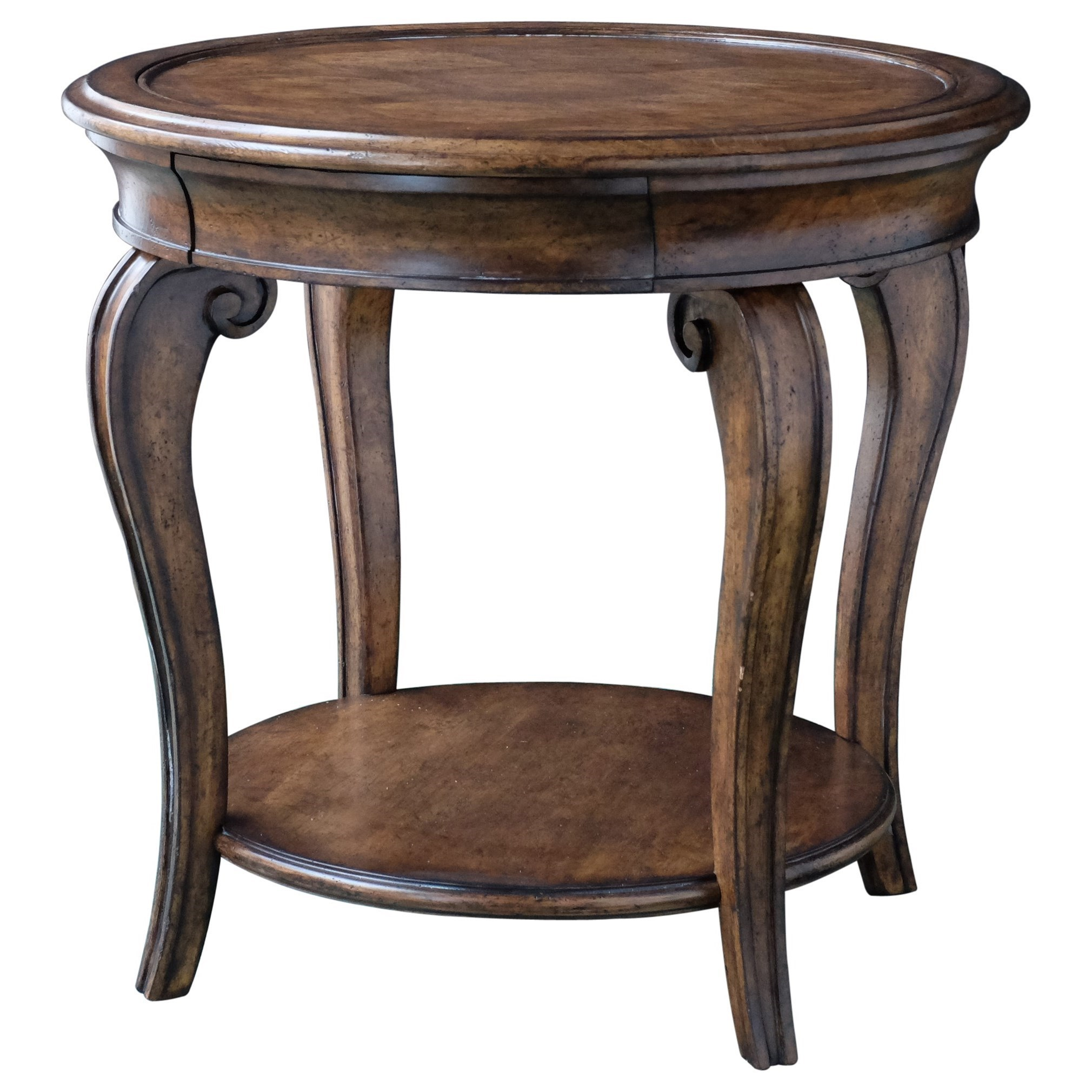 A.R.T. Furniture Inc ContinentalRound Lamp Table