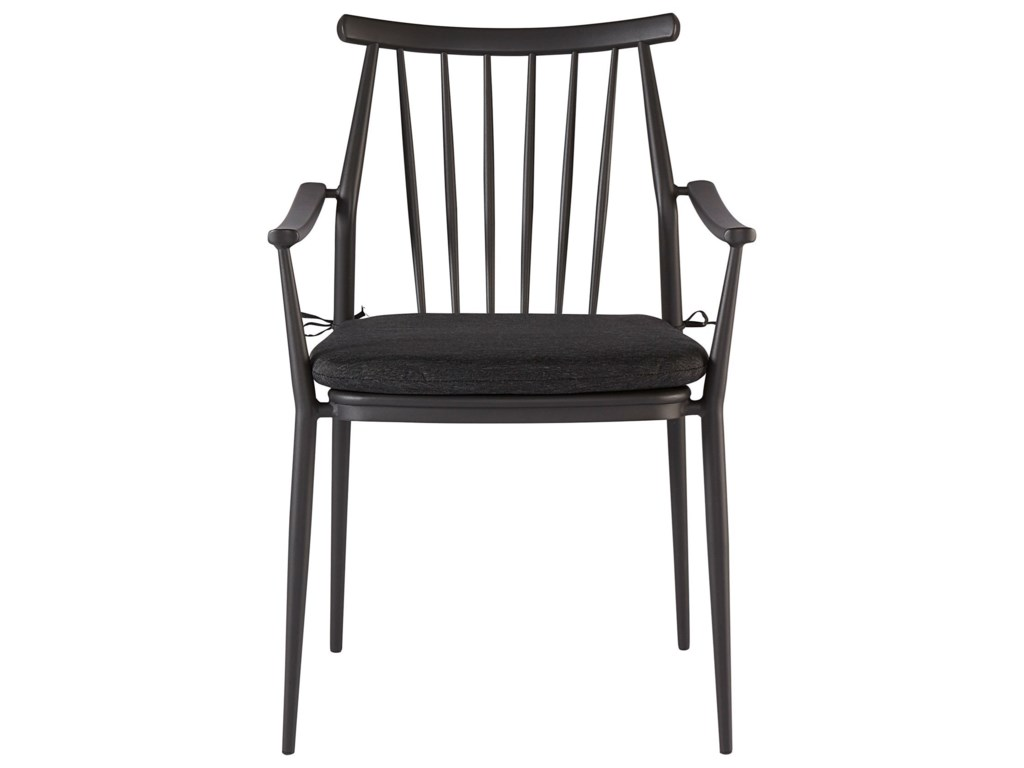 Compositions Epicenters Austin OutdoorDarrow Arm Chair