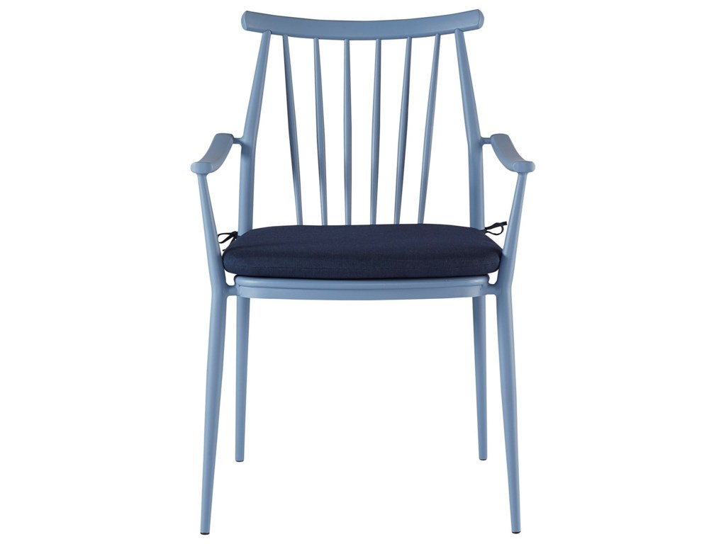 A.R.T. Furniture Inc Epicenters Austin OutdoorDarrow Arm Chair ... - A.R.T. Furniture Inc Epicenters Austin Outdoor 935206-1221 Darrow