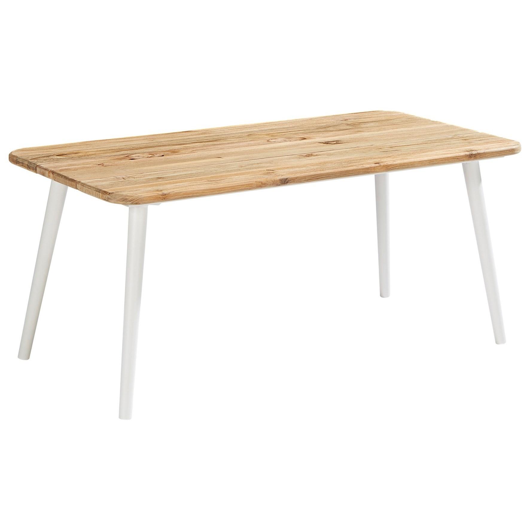Etonnant A.R.T. Furniture Inc Epicenters Austin OutdoorDarrow Teak Coffee Table ...