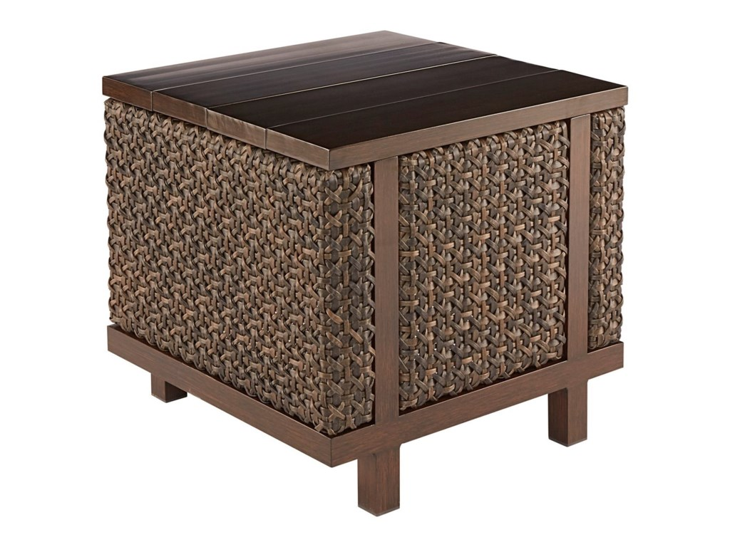 A.R.T. Furniture Inc Epicenters OutdoorGreenwich End Table