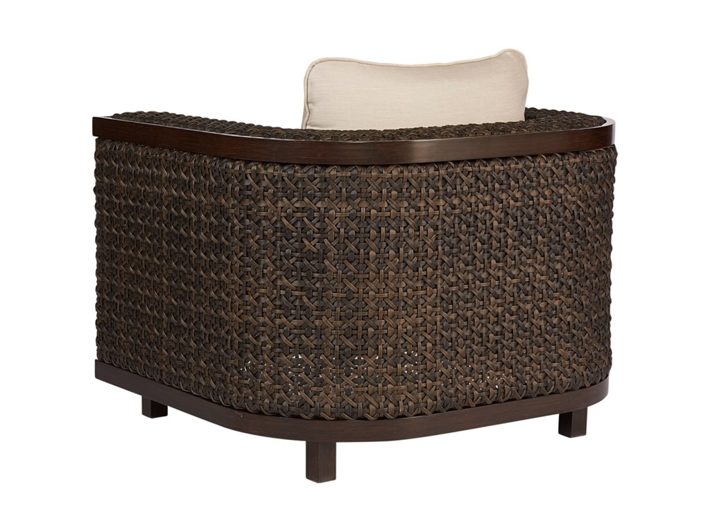 A.R.T. Furniture Inc Epicenters OutdoorBrentwood Wicker Club Chair