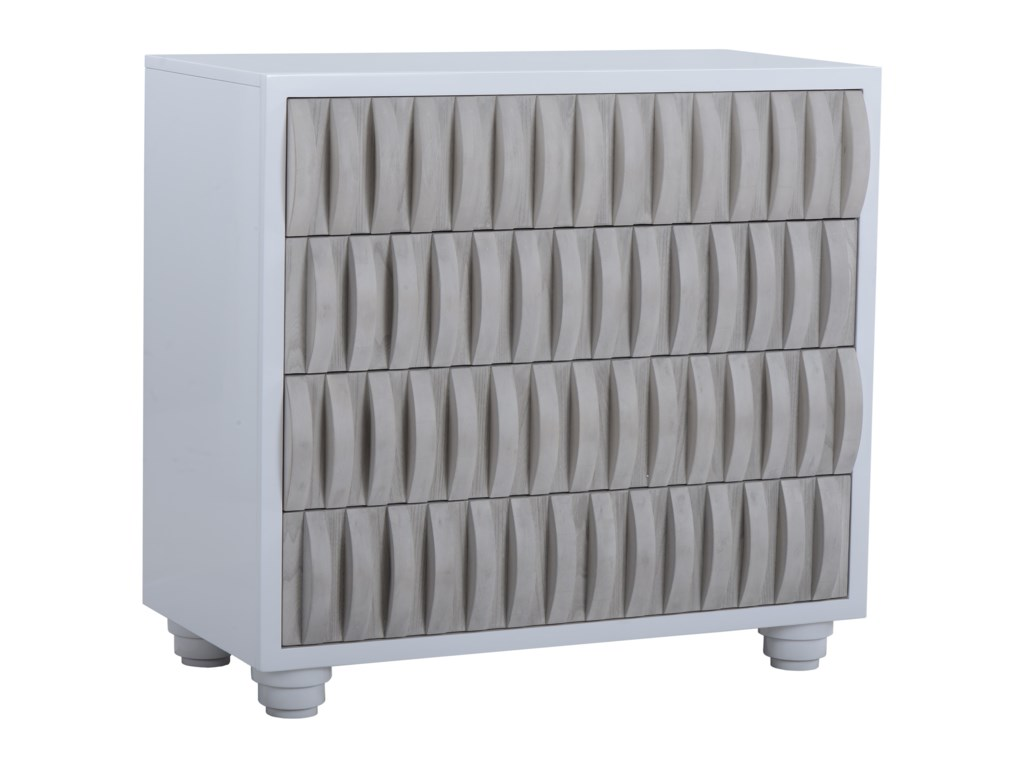 The Great Outdoors Epicenters 33127 Perez Accent Drawer Chest