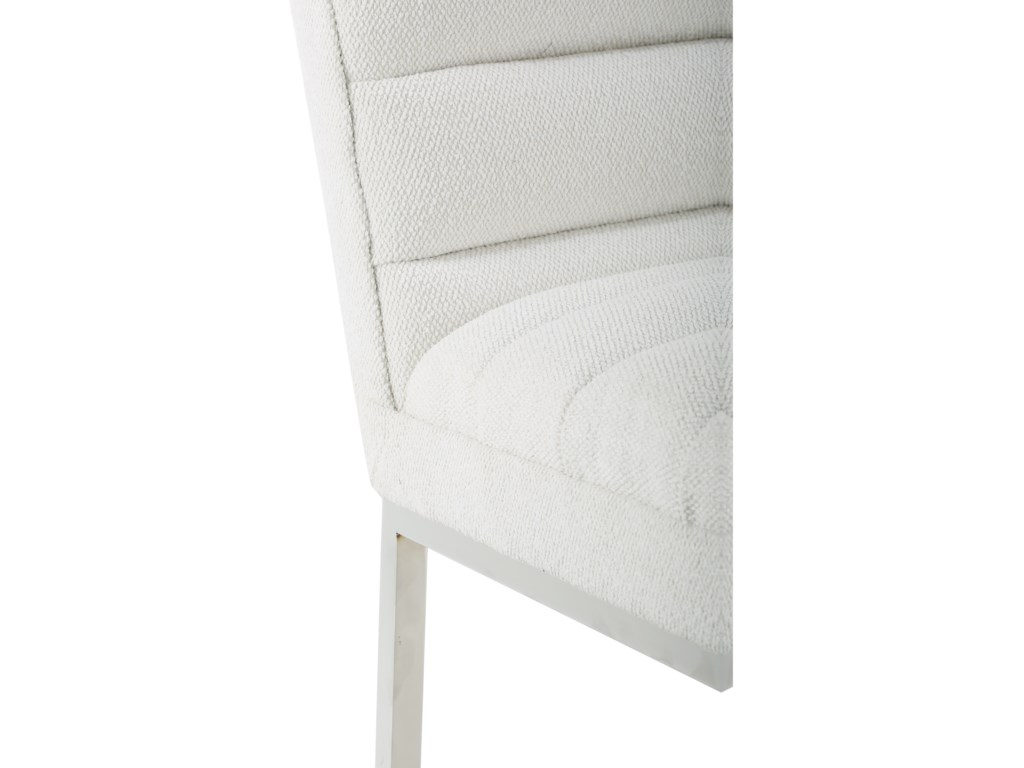 The Great Outdoors Epicenters 33127 Han Uph Side Chair