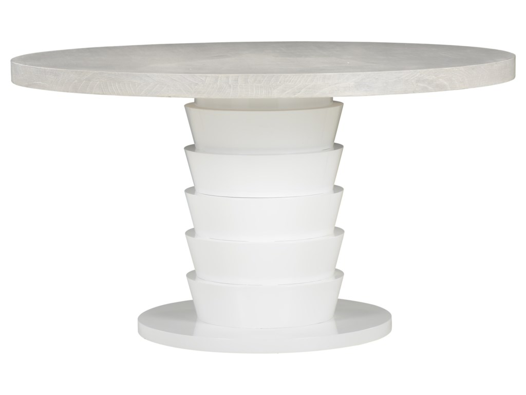 The Great Outdoors Epicenters 33127 Midtown Round Dining Table