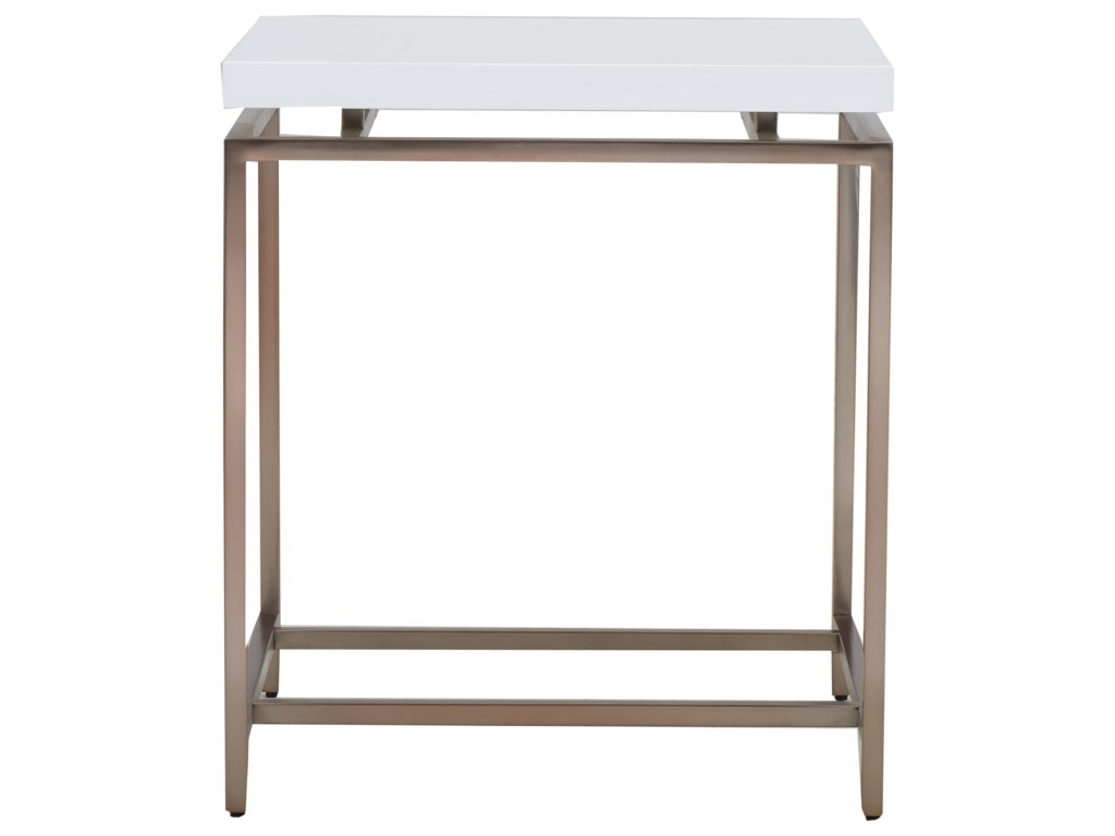 The Great Outdoors Epicenters 33127 Goldman End Table