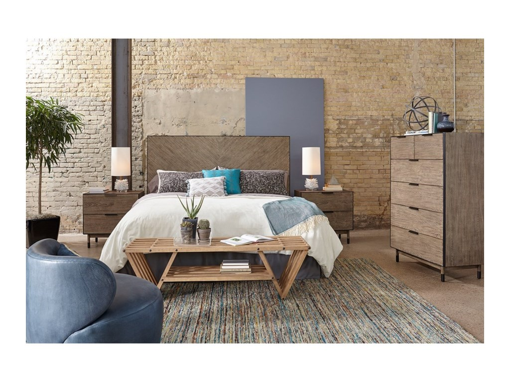The Great Outdoors Epicenters AustinKing Bedroom Group