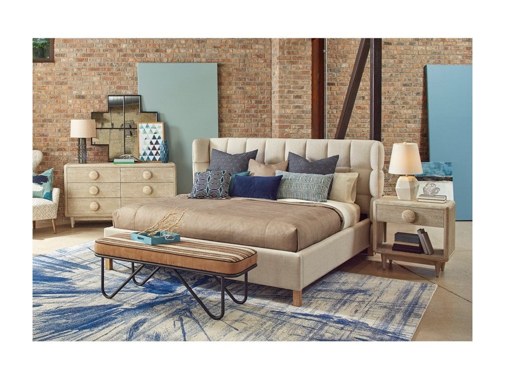 The Great Outdoors Epicenters AustinCalifornia King Bedroom Group
