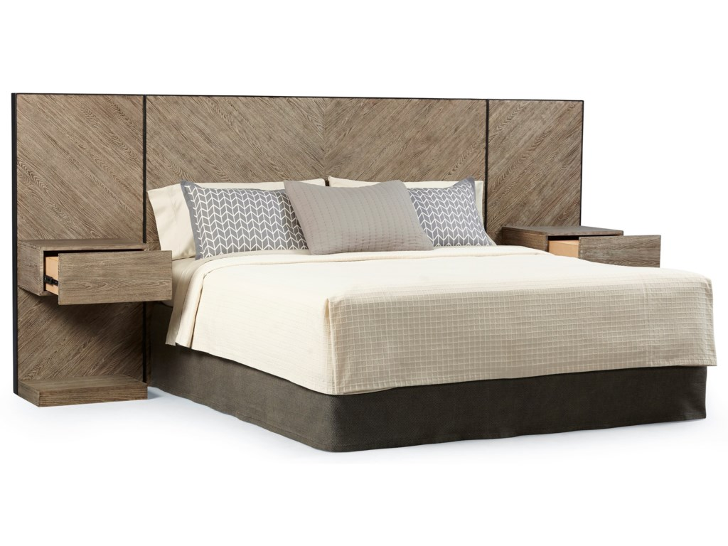 The Great Outdoors Epicenters AustinQueen Cedar Park Wall Panel Bed