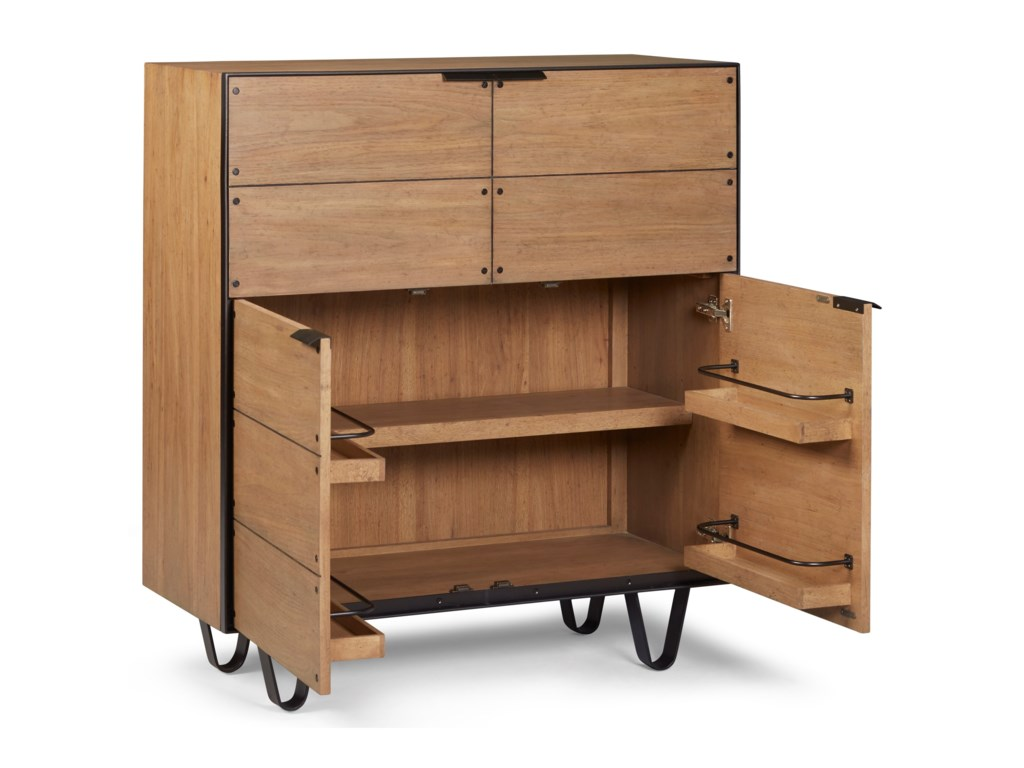 The Great Outdoors Epicenters AustinGeorgetown Bar Cabinet