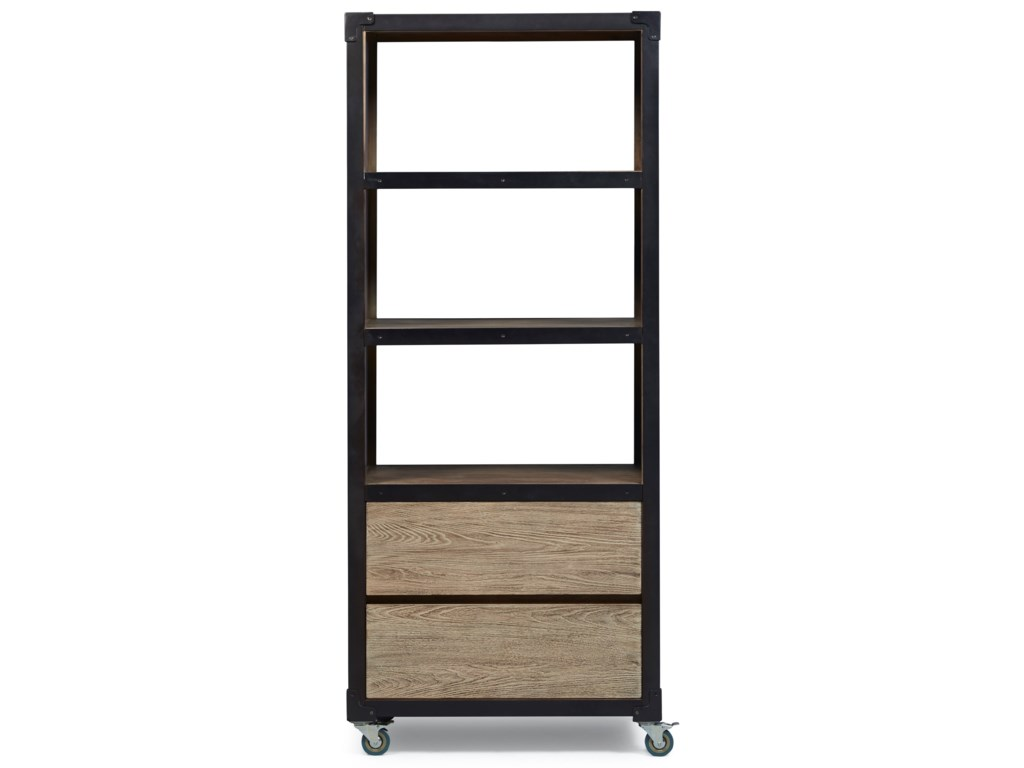 Markor Furniture Epicenters AustinCopperfield Bookcase