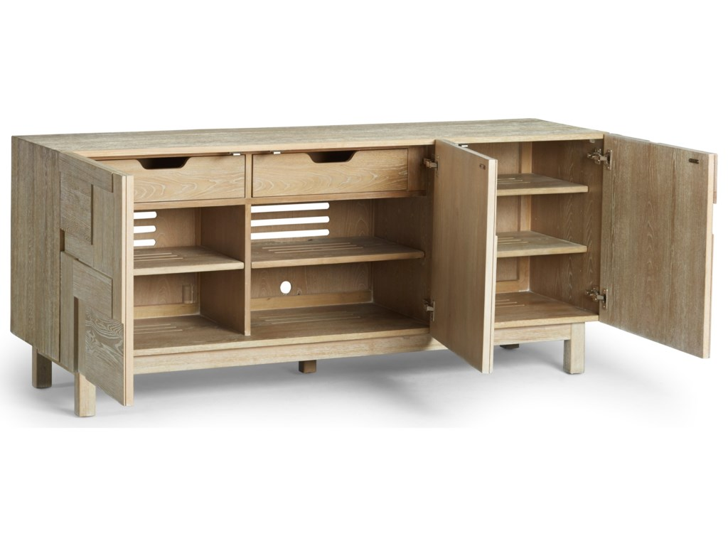 The Great Outdoors Epicenters AustinTarrytown Entertainment Console