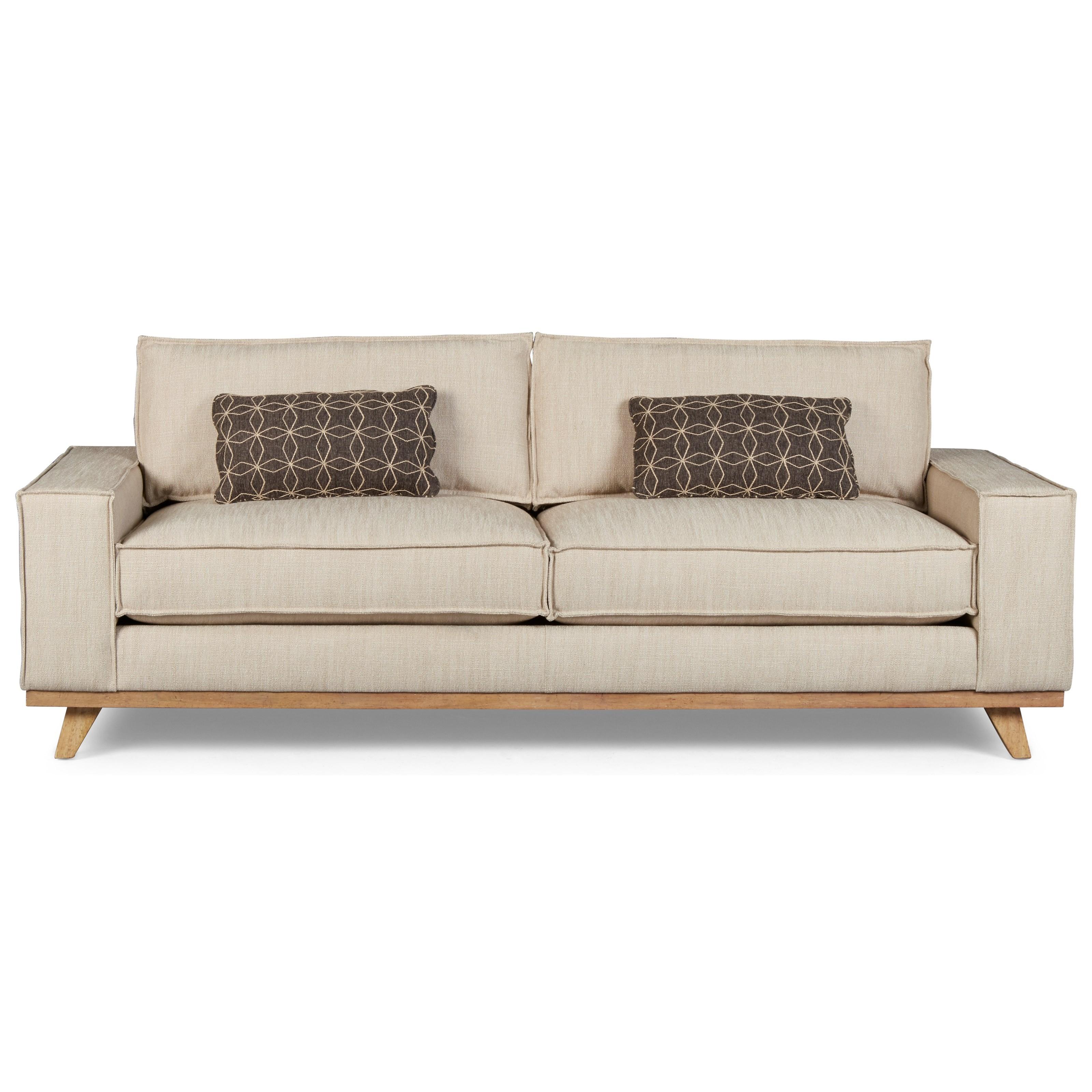 A.R.T. Furniture Inc Epicenters AustinVan Zandt Sofa ...