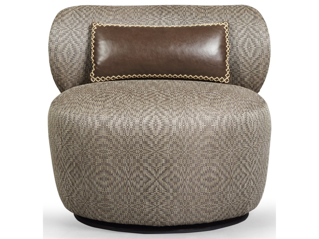 The Great Outdoors Epicenters AustinMargot Swivel Chair