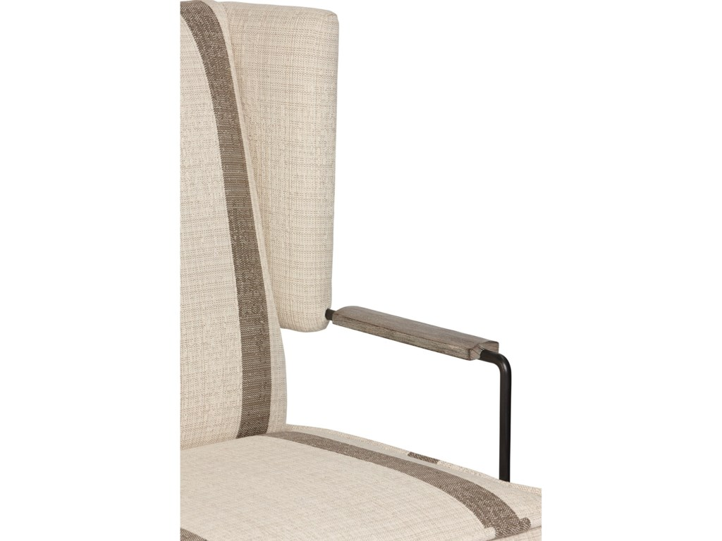 The Great Outdoors Epicenters AustinWing Chair & Ottoman