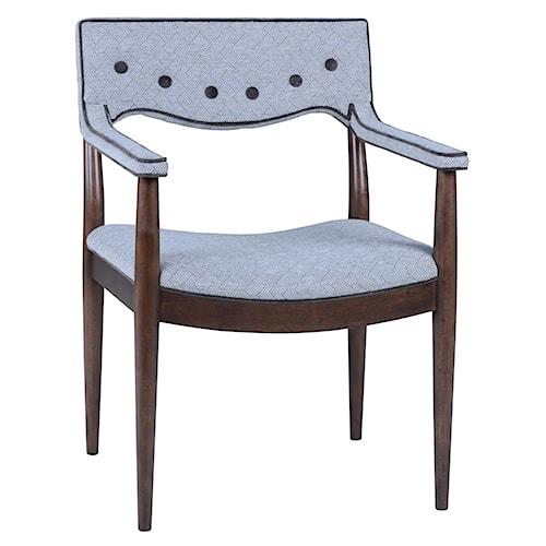 Belfort Signature Urban Treasures 14th and U Upholstered Arm Chair