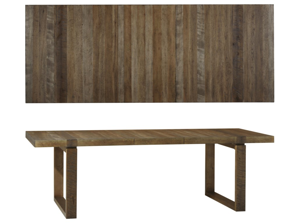 A.R.T. Furniture Inc Epicenters7-Piece Williamsburg Rectangular Table Set