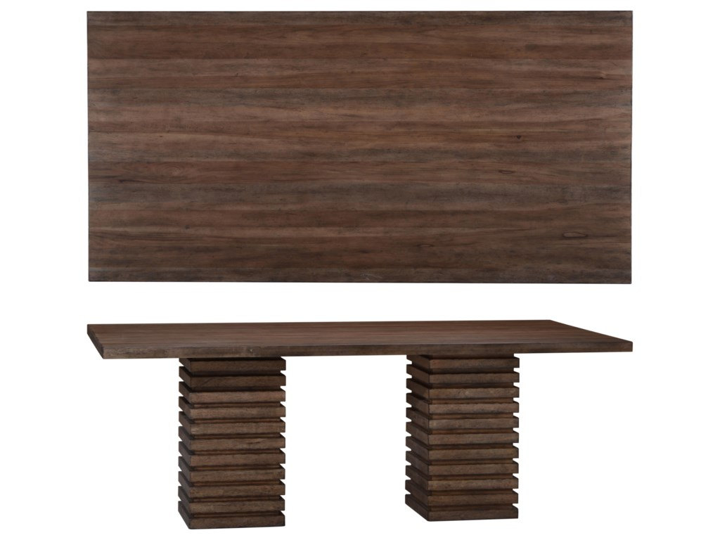 The Great Outdoors Epicenters7-Piece Williamsburg Pedestal Table Set