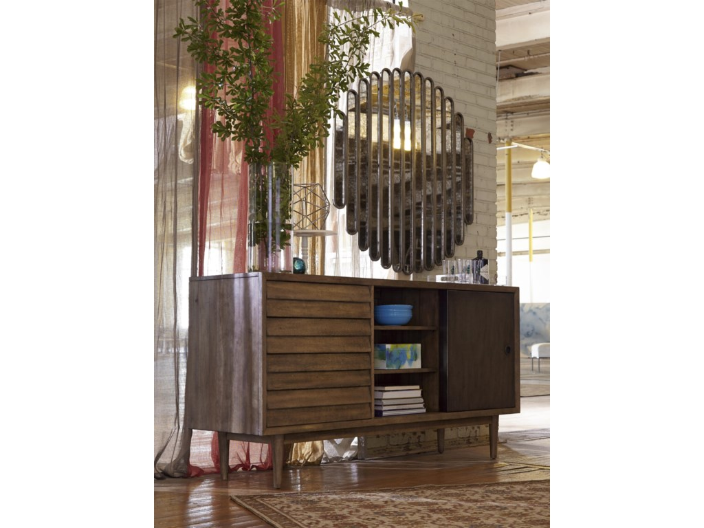 Belfort Signature Urban TreasuresShaw Sideboard with Sliding Doors