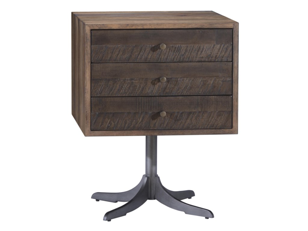 The Great Outdoors EpicentersWilliamsburg Pedestal End Table
