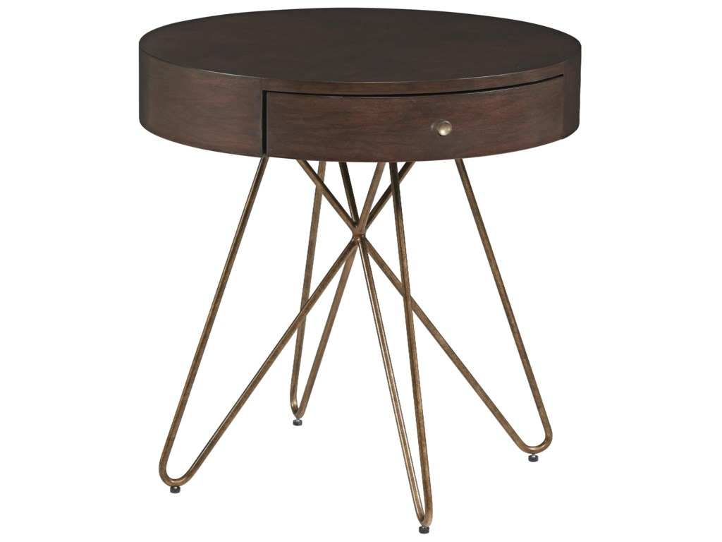 The Great Outdoors EpicentersSilver Lake Round End Table